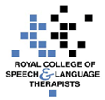 Royal College of Speech & Language Therapist